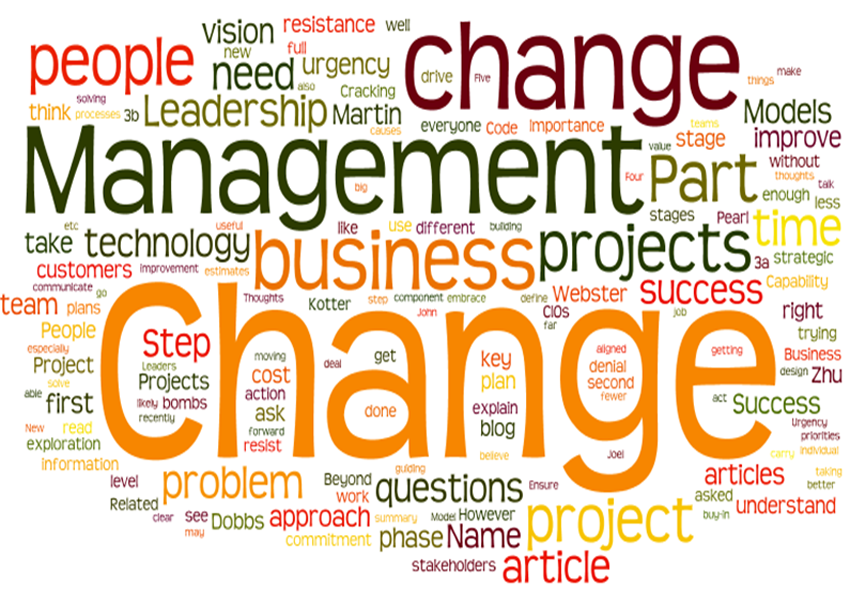 technology change managing change and resistance Managing resistance to change sharonl baker abstract whilesome resistance to change is inevitable, this article suggests that inept management strategies can often cause the normal unease associated with a change to accelerate into more severe problems.